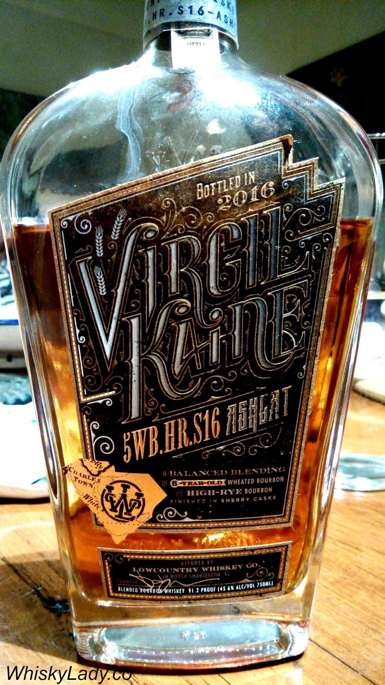Risky Whisky Virgil Kaine 2016 Ashcat 45 6 Whisky Lady