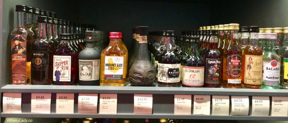 Rum Quintet - Diplomatico, Zacapa 23 vs XO, El Dorado, Criterion
