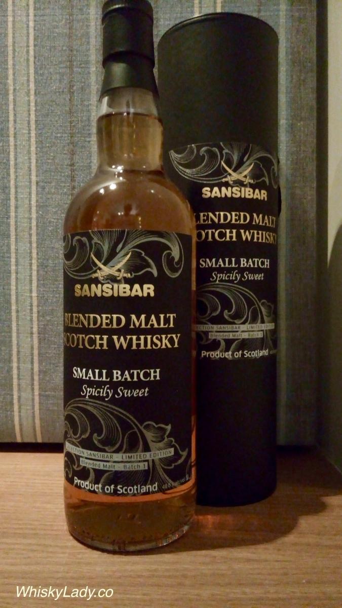 Sansibar's Spicily Sweet 48%