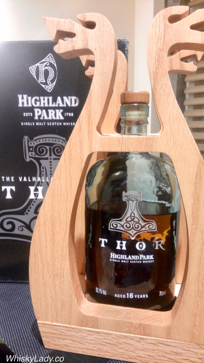 "Orkney Island's God of Thunder ""Thor"" 16 year 52.1%"
