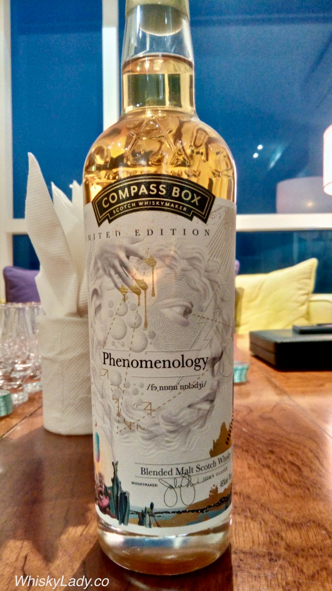 A Phenomenon Revisited - Compass Box Phenomenology 46%