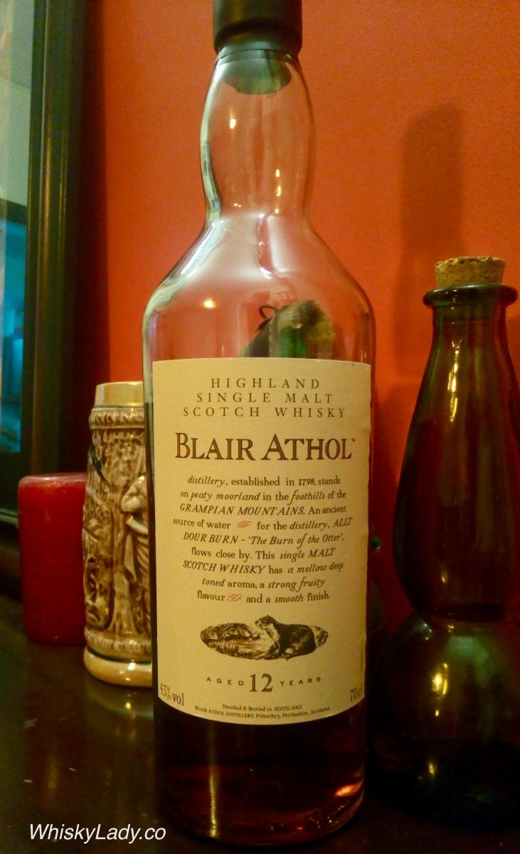 Blair Athol 12 year 43%