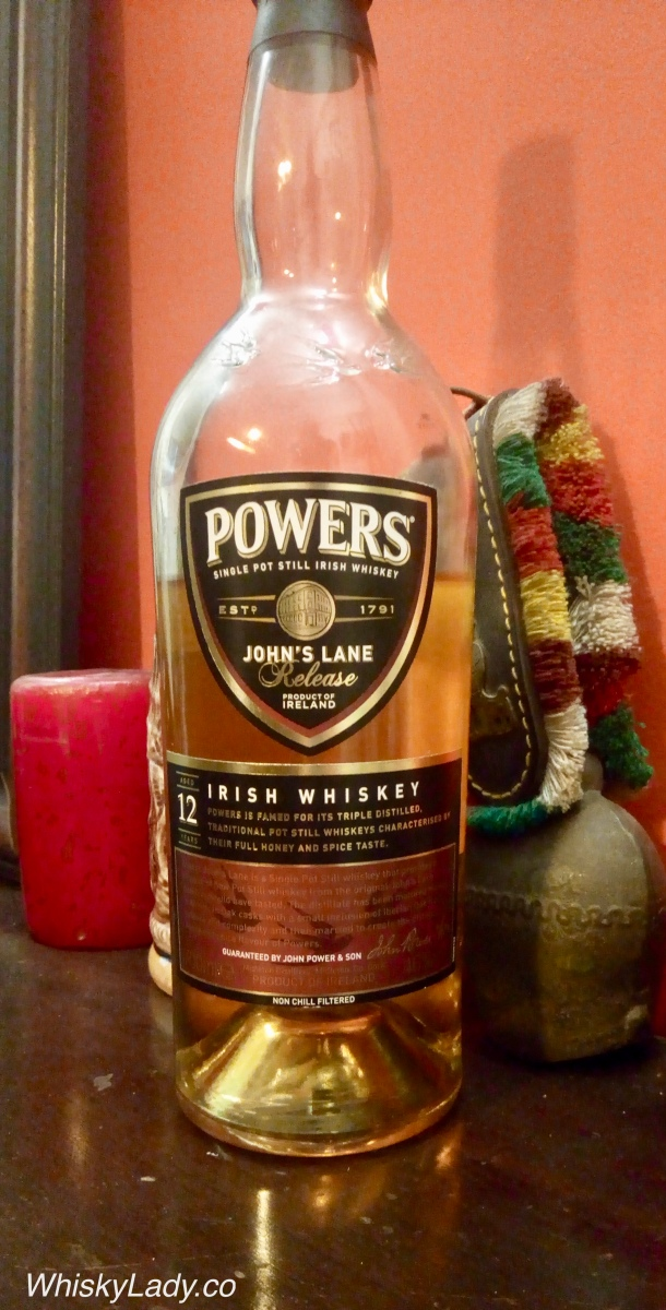 Powers 12 year 46%