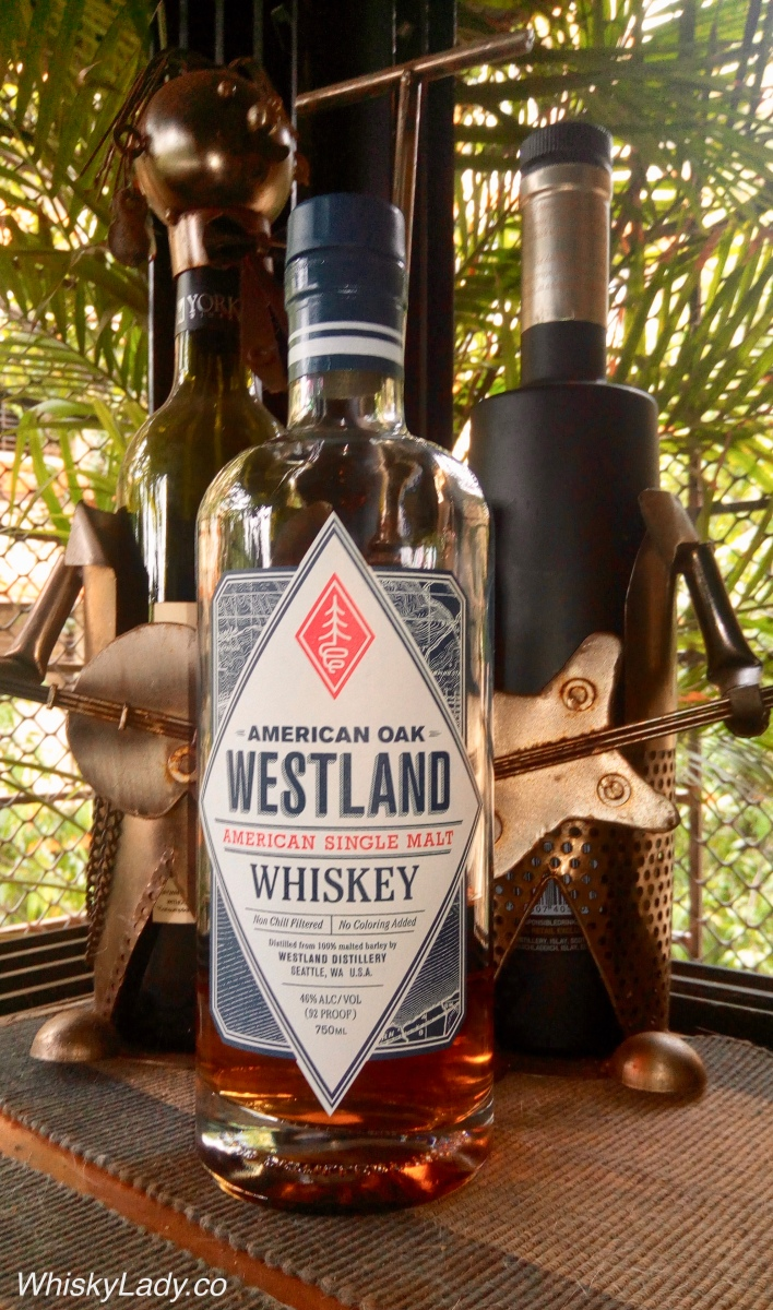 "Westland Whiskey - From ""Wow"" to maybe ""Not Now""!"