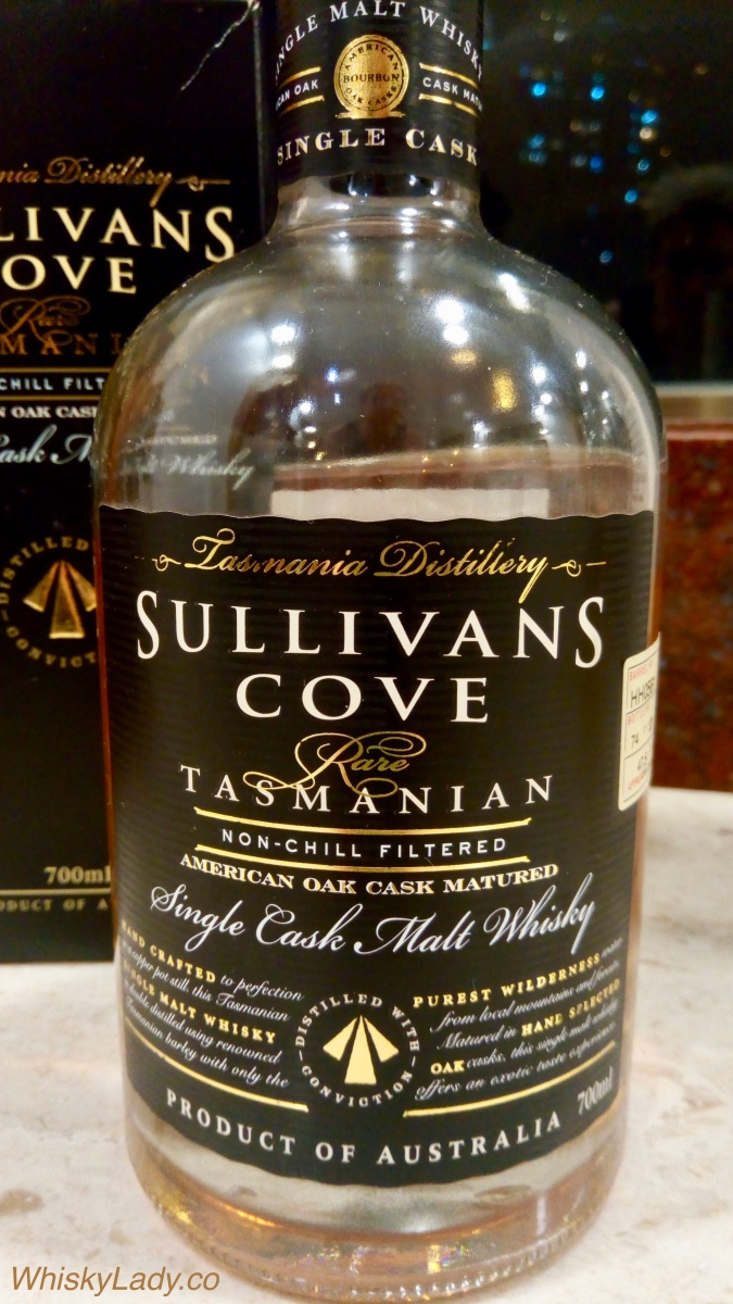 Sullivans Cove 16 year 47.5%