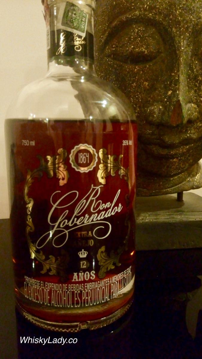 Columbia Rums - Gobernador 12 year 35%