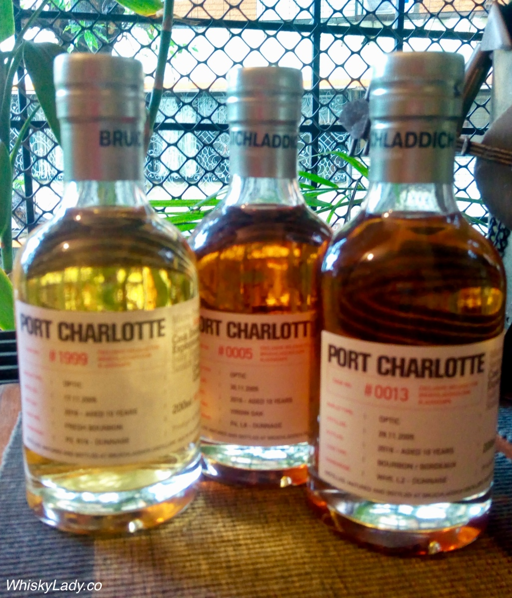 Bruichladdich Port Charlotte MP5