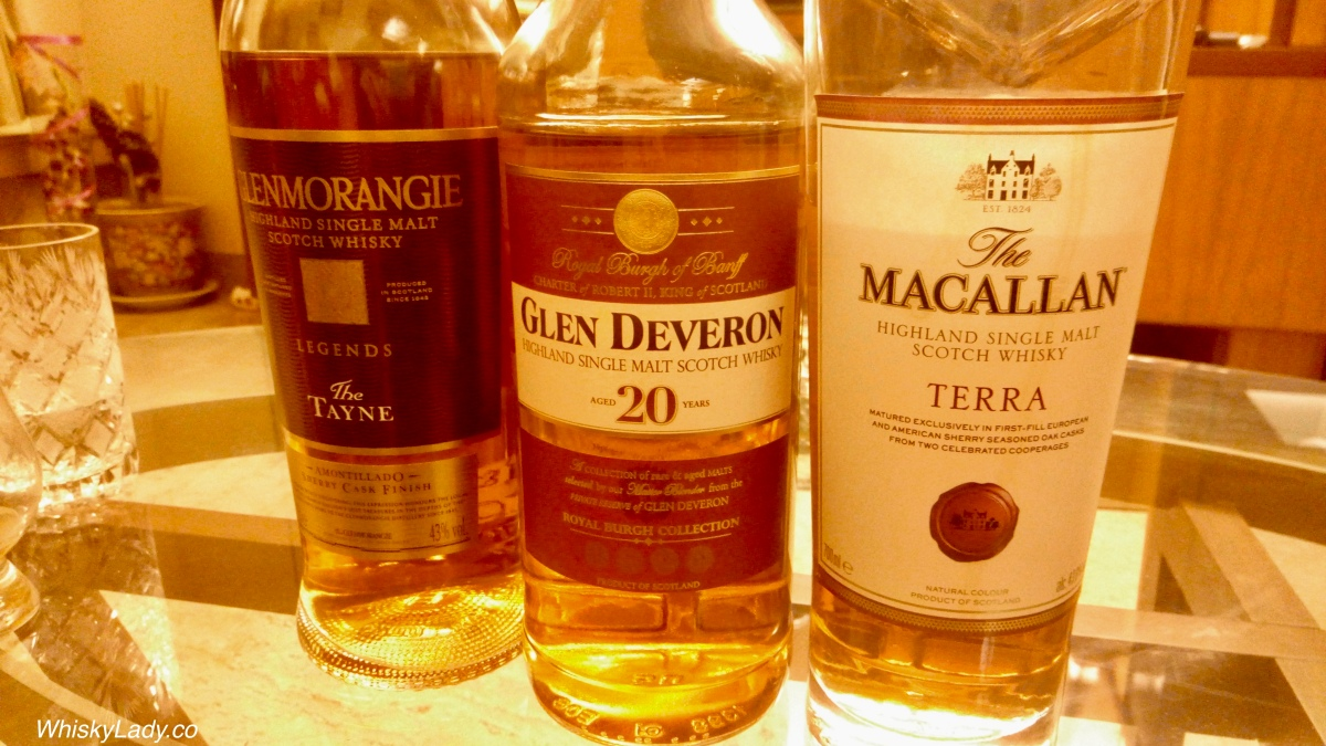 Sherry Expressions - Seasoned, Finished or Matured...