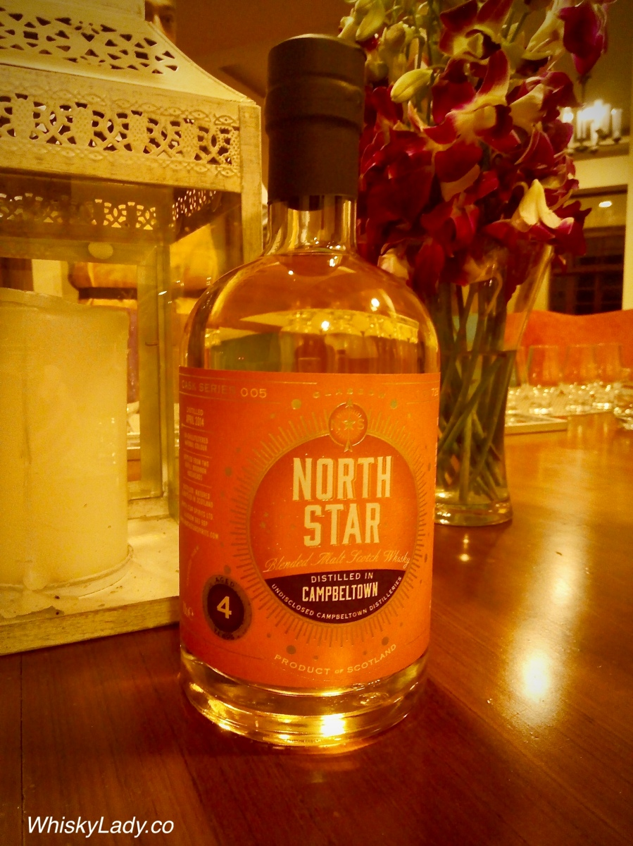 North Star's Campbeltown 4 year (2014/2018) 57%