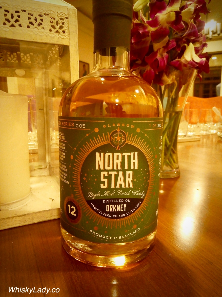 North Star's Orkney 12 year (2006/2018) 57.8%