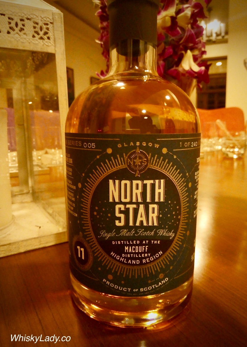 North Star's Macduff 11 year (2006/2018) 55.2%