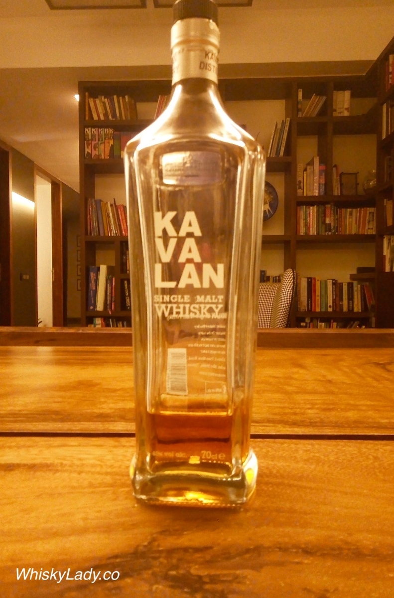 Asian Delights - Kavalan Classic 40%