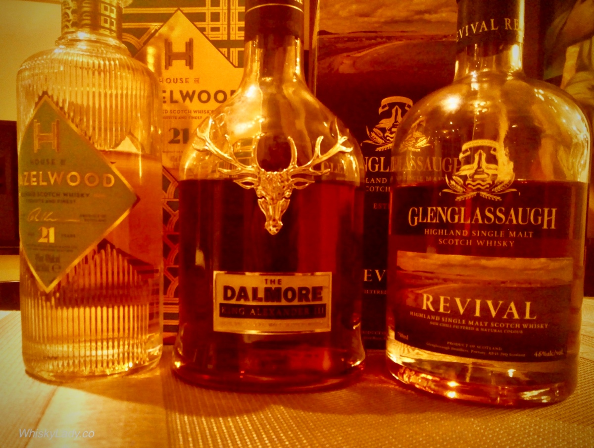 Preference vs Price - Hazelwood, Dalmore, Glenglassaugh