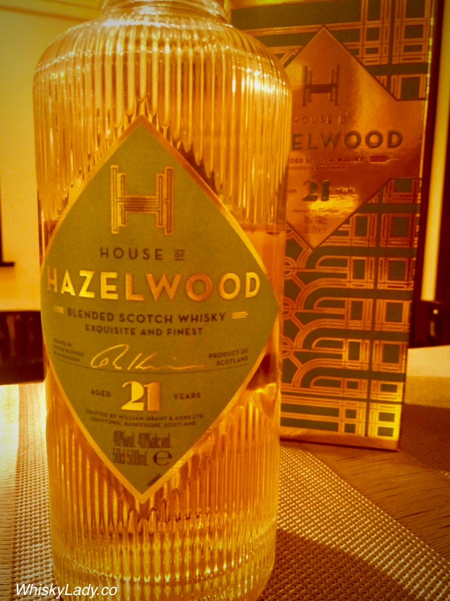 Hazelwood 21 year 40%